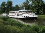 Jobba på båt på Göta kanal