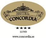 Hotellreceptionist Hotel Concordia mitt i Lund