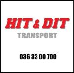 Hit & Dit söker två B-Korts sommarvikariat för natt jobb..