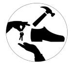 Skoreparatör/Lärling