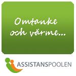 Personlig assistent till kvinna i Växjö, 47%
