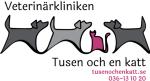 Veterinärkliniken Tusen & en katt AB